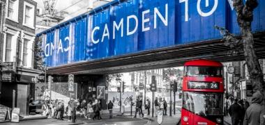 Alternatywny Londyn, Camden Town, Regent's Canal (1)