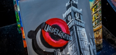 Alternatywny Londyn, Camden Town, Regent's Canal (12)