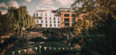Alternatywny Londyn, Camden Town, Regent's Canal (15)