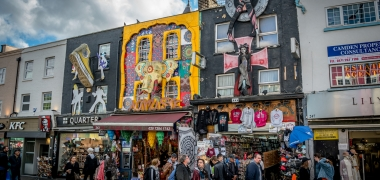 Alternatywny Londyn, Camden Town, Regent's Canal (2)