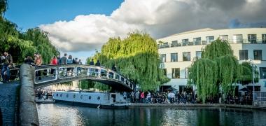 Alternatywny Londyn, Little Venice, Regent's Canal (1)
