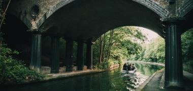Alternatywny Londyn, Little Venice, Regent's Canal (16)