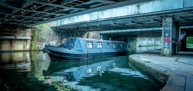 Alternatywny Londyn, Little Venice, Regent's Canal (17)