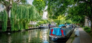 Alternatywny Londyn, Little Venice, Regent's Canal (8)
