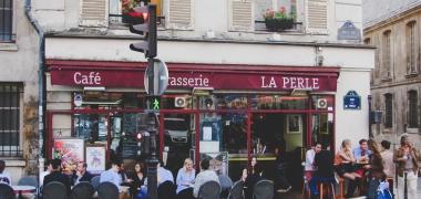 Paryż, Centrum