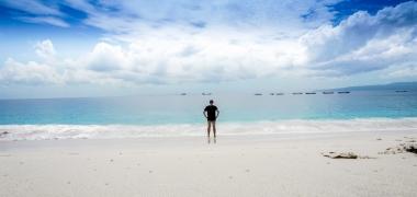 White Sand Beach 1