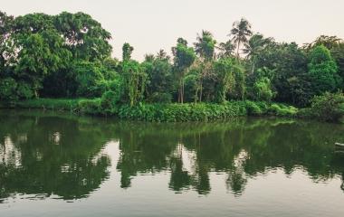 Bangkok, Bang Kachao, Park Sri Nakhon Khuean