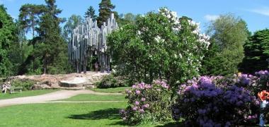 Helsinki, Park Sibeliuspuisto (1)