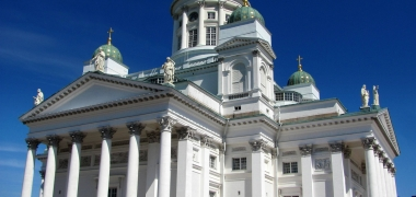 Helsinki, Katedra luterańska przy placu Senackim (1)