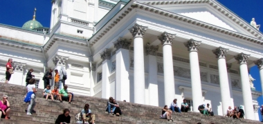 Helsinki, Katedra luterańska przy placu Senackim (2)