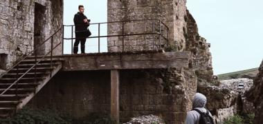 Zamek Corfe Castle (10)