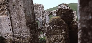 Zamek Corfe Castle (12)