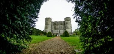 Zamek Lulworth Castle & Park (1)