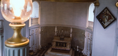 Lulworth Castle & Park, Kaplica Rzymskokatolicka (2)