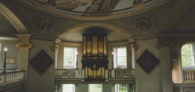 Lulworth Castle & Park, Kaplica Rzymskokatolicka (3)