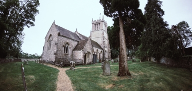 Lulworth Castle & Park, St Andrew's Church (1)