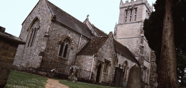 Lulworth Castle & Park, St Andrew's Church (2)