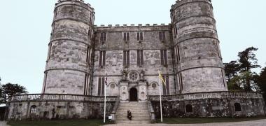 Hrabstwo Dorset i Jego Skarby Zamek Lulworth (Lulworth Castle) oraz Zamek Corfe (Corfe Castle) (1)
