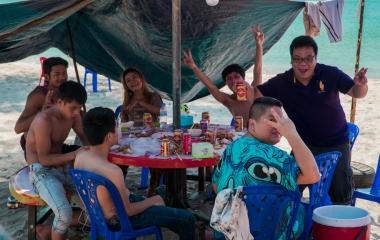Mieszkańcy Kambodży (1)