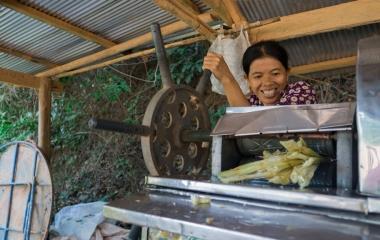 Mieszkańcy Kambodży (5)
