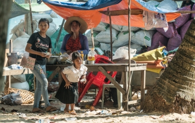 Mieszkańcy Kambodży (8)