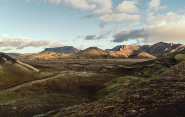 Landmannalaugar- Droga w Tęczowe Góry, (11)