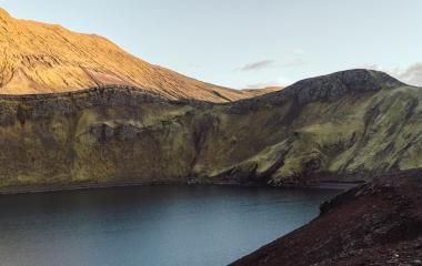 Landmannalaugar- Droga w Tęczowe Góry, (12)