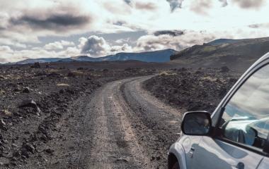 Landmannalaugar- Droga w Tęczowe Góry, (2)