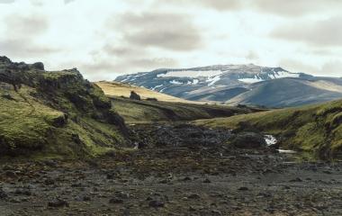 Landmannalaugar- Droga w Tęczowe Góry, (6)