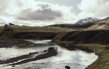 Landmannalaugar- Droga w Tęczowe Góry, (7)