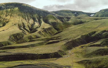Landmannalaugar- Droga w Tęczowe Góry, (9)