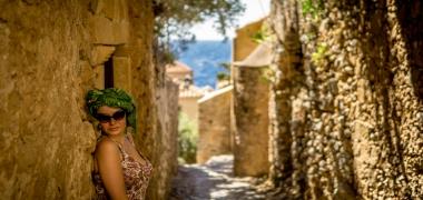 Monemwasia, Górne Miasto Dolne Miasto Gibraltar Wschodu Agía Sofía promo (3)