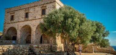 Monemwasia, Górne Miasto, Kościół Agía Sofía (2)