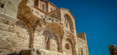 Monemwasia, Górne Miasto, Kościół Agía Sofía (3)