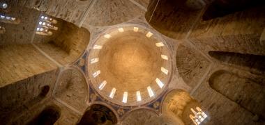 Monemwasia, Górne Miasto, Kościół Agía Sofía, Wnętrza (4)