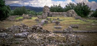 Nowa Sparta posąg Leonidasa Ruiny starożytnej Sparty Ruiny Starożytnego Miasta Droga Sparta Inne (1)