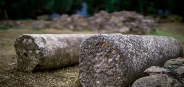 Nowa Sparta posąg Leonidasa Ruiny starożytnej Sparty Ruiny Starożytnego Miasta Droga Sparta Inne (2)
