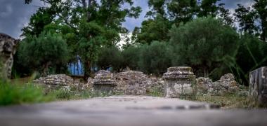 Nowa Sparta posąg Leonidasa Ruiny starożytnej Sparty Ruiny Starożytnego Miasta Droga Sparta Inne (3)