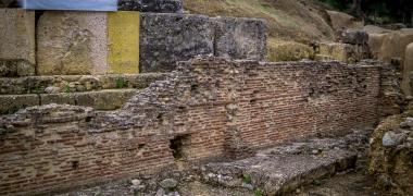 Nowa Sparta posąg Leonidasa Ruiny starożytnej Sparty Ruiny Starożytnego Miasta Droga Sparta Inne (5)