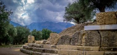 Nowa Sparta posąg Leonidasa Ruiny starożytnej Sparty Ruiny Starożytnego Miasta Droga Sparta Inne (6)