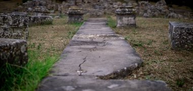 Nowa Sparta posąg Leonidasa Ruiny starożytnej Sparty Ruiny Starożytnego Miasta Droga Sparta Promo (2)