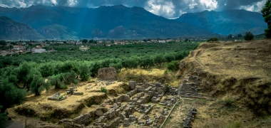 Nowa Sparta posąg Leonidasa Ruiny starożytnej Sparty Ruiny Starożytnego Miasta Droga Sparta Promo (3)