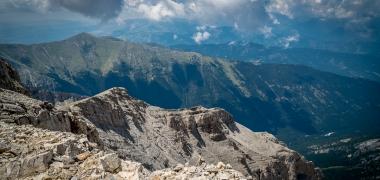 Olimp, Skolio, Mitikas, Litochoro, Prionia, Mitikas czy Skolio Czyli Opowieść o Tym Jak Zdobyliśmy Olimp, góry (9)