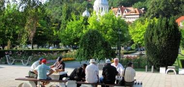 Brașov, Park (2)