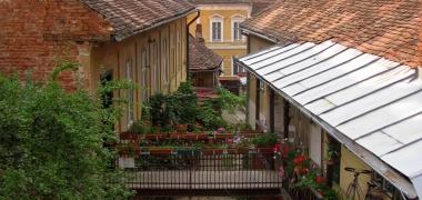 Sibiu, Pasaż Schodów (1)