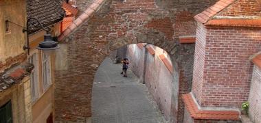 Sibiu, Pasaż Schodów (4)