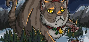 Święta Bożego Narodzenia na Islandii - Yule Lads i Świąteczny Kot