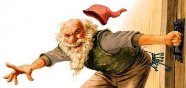 Święta Bożego Narodzenia na Islandii Trzaskacz Drzwiami Yule Lads