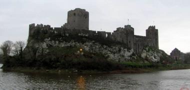 Pembroke, Zamek (2)