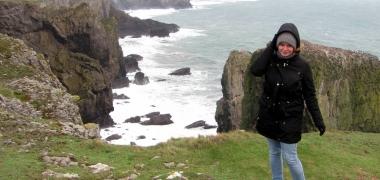 Pembrokeshire, Blisko Castlemartin (4)